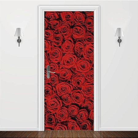 Adesivo para Porta Rosas