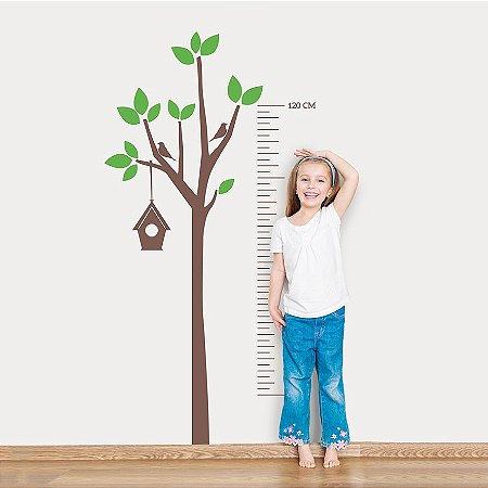 Régua Árvore do Crescimento