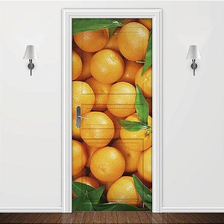 Adesivo para Porta Fruta Laranja