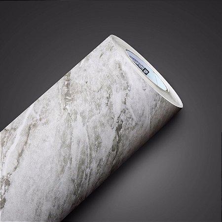 Papel de Parede Perolizado Mármore Carrara