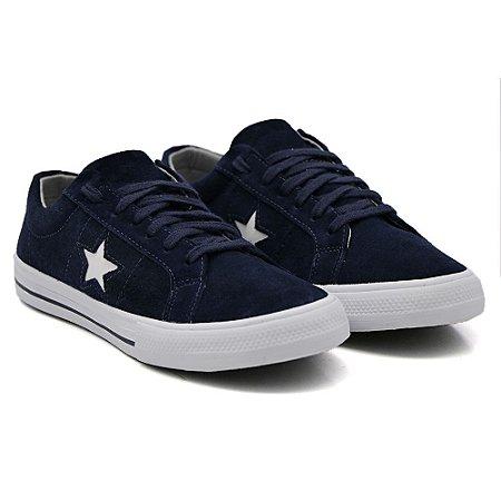 Tênis Causal Converse All Star Azul Marinho
