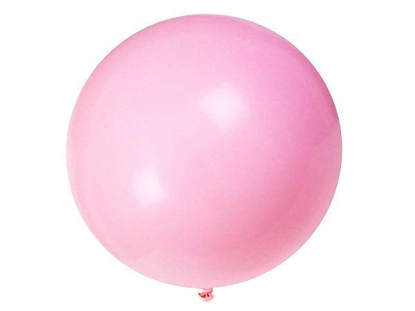Balão Gigante Rosa Claro