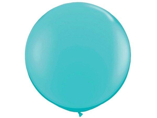Balão Gigante Azul Tiffany