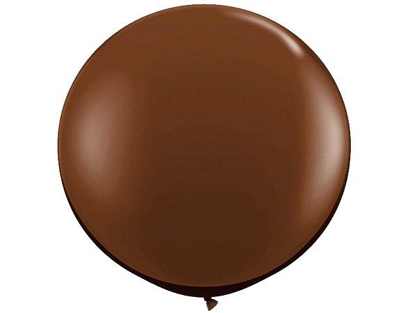 Balão Gigante Marrom
