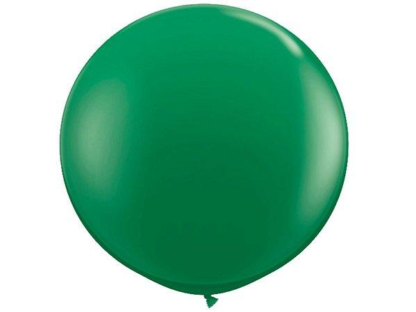 Balão Gigante Verde Escuro