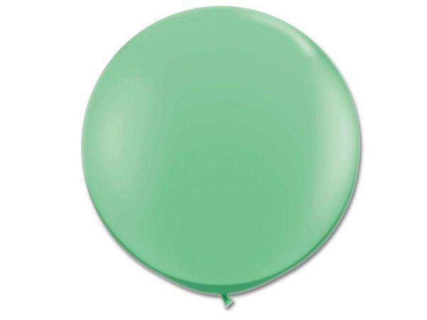 Balão Gigante Verde Água