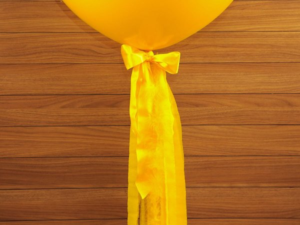Enfeite para Balão - Amarelo