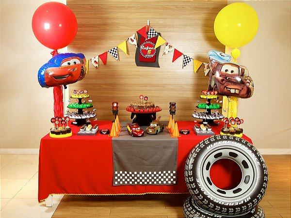 Festa Carros - Aluguel de Decoração