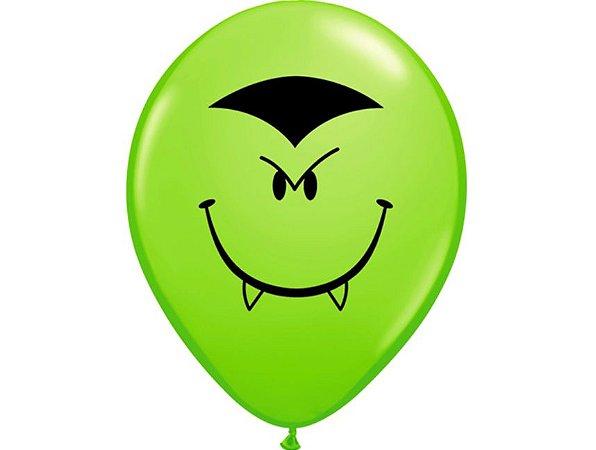 "Balão Halloween Vampiro 5"""