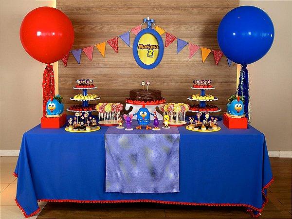 Festa Galinha Pintadinha - Aluguel de Decoração
