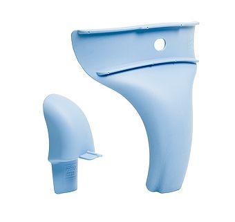 Acessório Cadeira de Banho e Higiene HTS - Defletor