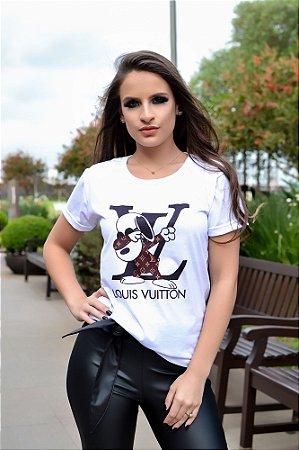 T-Shirt Snoopy LV
