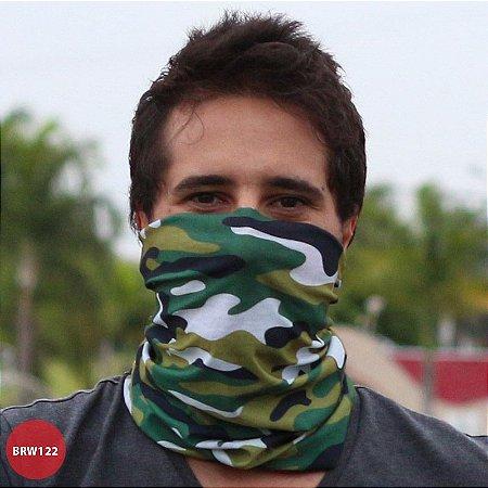 Bandana Camuflada Militar