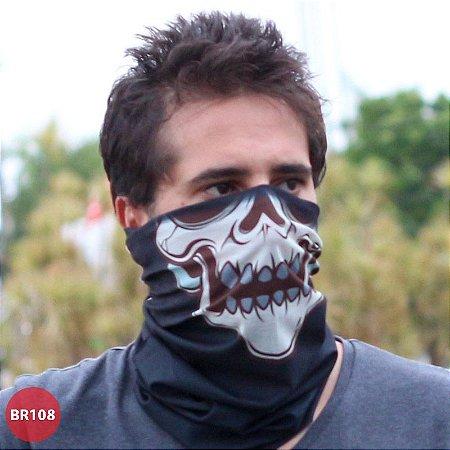 Bandana Skull Funny