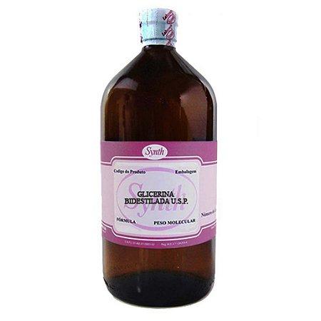 Glicerina Bi Destilada USP Synth 1 Lt