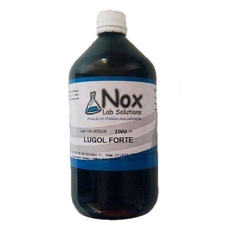 Lugol Forte Solução 1000 ml