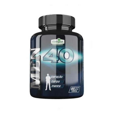 Men 40 com 60 Cáps 1000 mg Katiguá