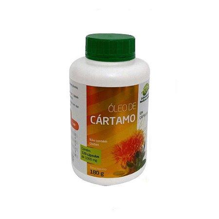 Óleo de Cártamo 120 Cápsulas 1000 mg Medinal