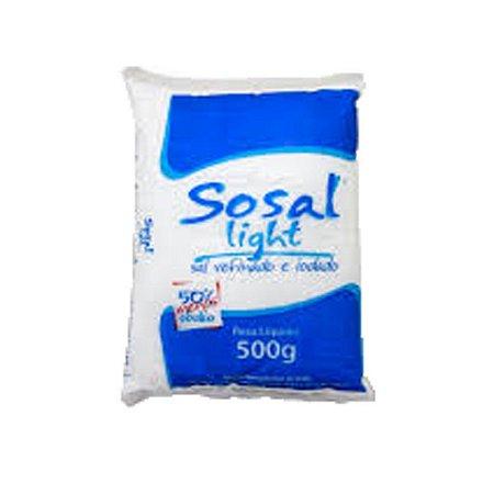 Sosal Light 50% Menos Sódio - 500grs Cimsal