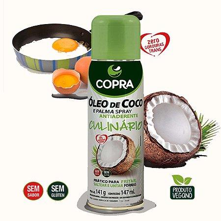 Spray Óleo de Coco e Palma 147 ml Copra