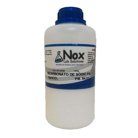 Bicarbonato de Sódio P.A. 1000grs Nox Solutions