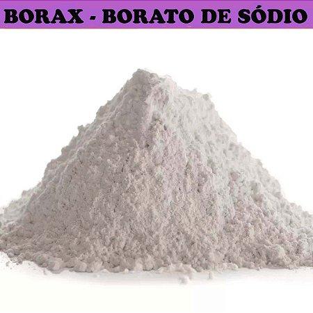 3 Pacotes Bórax - Borato De Sódio 1 Kg Cada - Importado