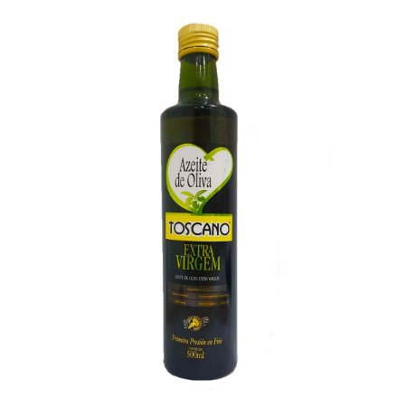 Azeite Espanhol Toscano 500 Ml Acidez 0,5%