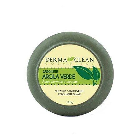 Sabonete Argila Verde 110 grs Derma Clean