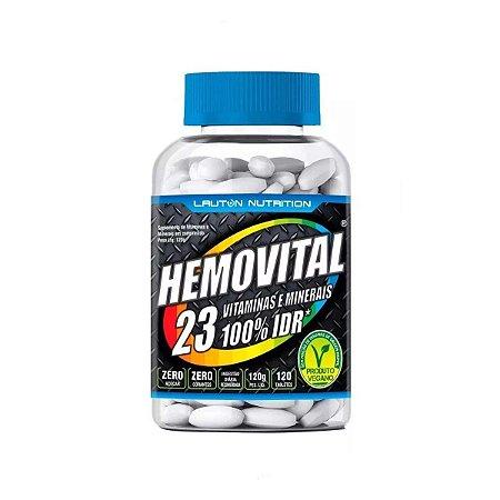1 Hemovital Polivitaminico Multivitaminico A Z 120 Tabs Lauton
