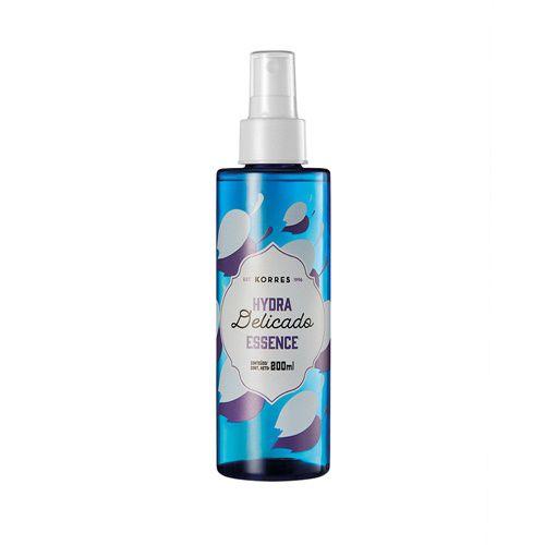 Colônia Refrescante Spray Hydra Delicado Essence Korres / 200ml