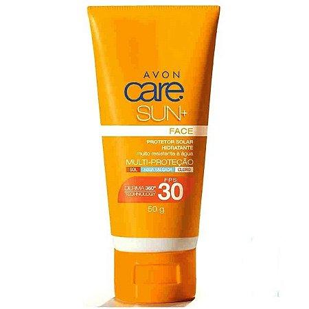 Protetor Solar Facial Avon Care Sun+ Fps30 / 50g