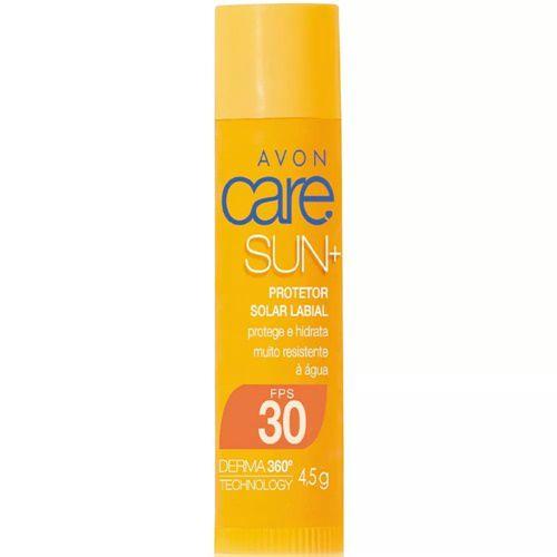 Protetor Solar Labial Avon Care Sun+ Fps30 / 4,5g