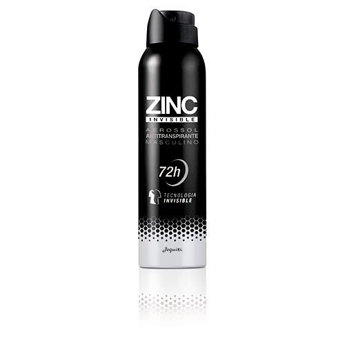 Jequiti Zinc Invisible - Antitranspirante Masculino / 150ml