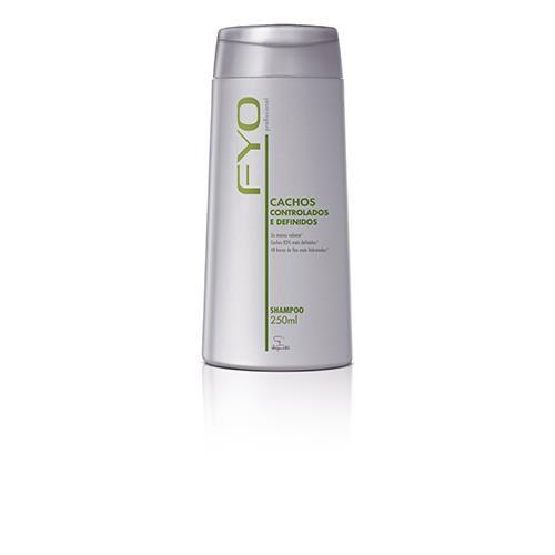 Jequiti Fyo Profissional - Shampoo Cachos Definidos / 250ml