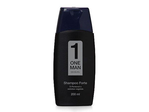 Odorata One Man - Shampoo Forte Antiqueda / 200ml