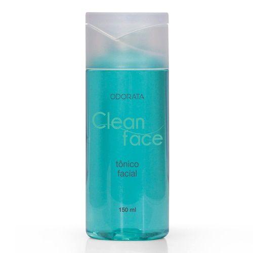 Tônico Facial Odorata Clean Face / 150ml