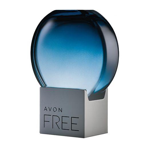 Avon Free For Him - Deo Parfum Masculino / 75ml
