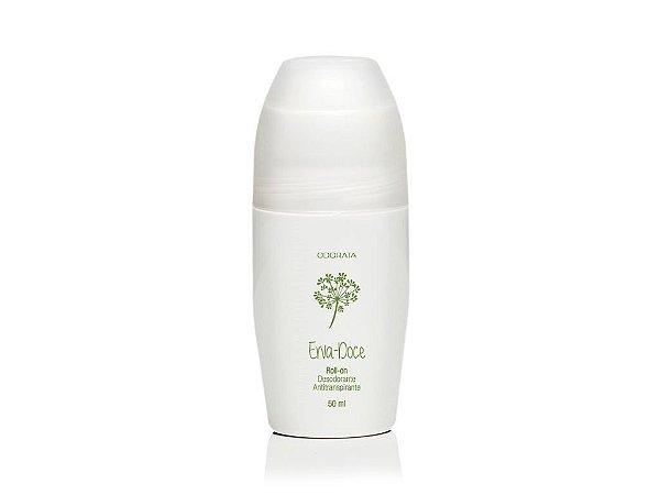 Desodorante Antitranspirante Roll-on Erva Doce - Odorata /50ml