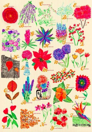 Poster-Flowers