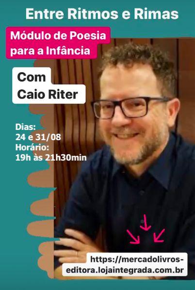 Módulo: ENTRE RITMOS E RIMAS: OFICINA DE POESIA PARA A INFÂNCIA