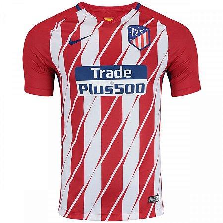 23bd8c8faa Camisa Atlético de Madrid Home 17 18 s n° - Torcedor Nike Masculina ...