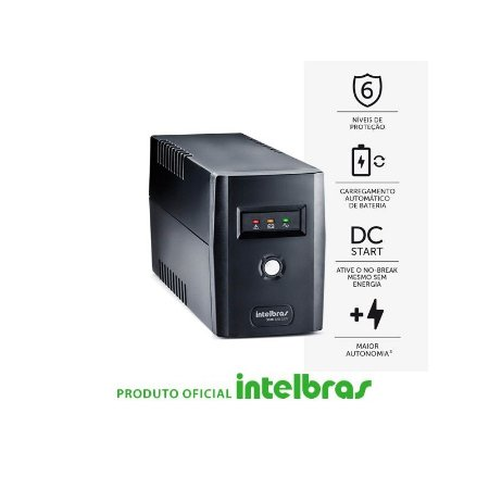 NOBREAK XNB INTELBRAS 110V 720VA