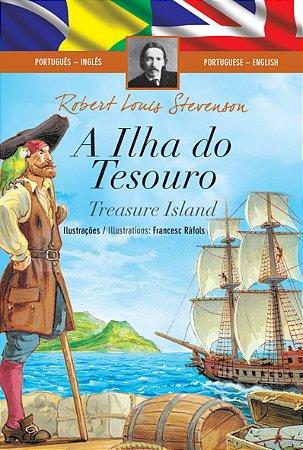 A Ilha do Tesouro (Edição Bilingue, Capa Dura)