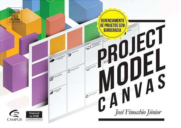 Project Model Canvas - Gerenciamento de Projetos