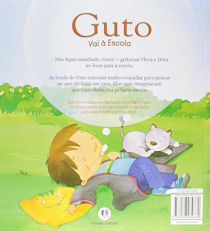 Guto vai à Escola