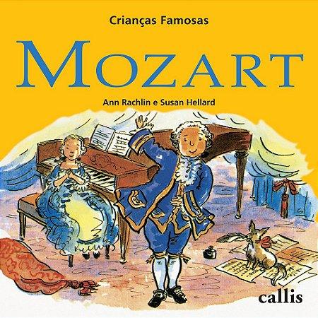 Mozart - Coleção Crianças Famosas