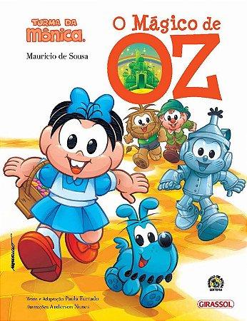 O Mágico de Oz - Turma da Mônica Grandes Clássicos