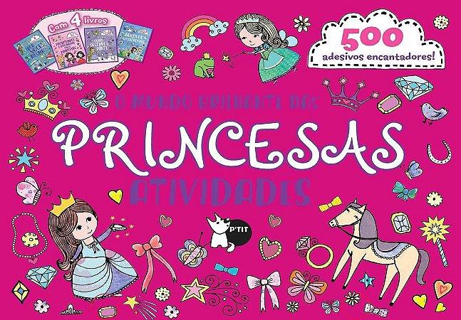 P'tit Mundos Incríveis - O Mundo Brilhante das Princesas