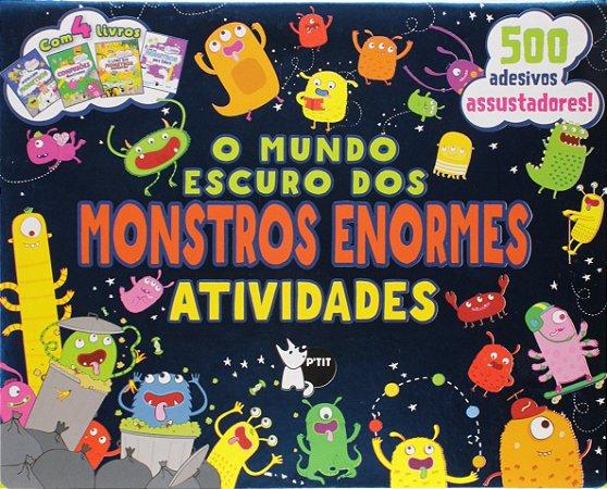 Mundos Incríveis - O Mundo Escuro dos Monstros Enormes
