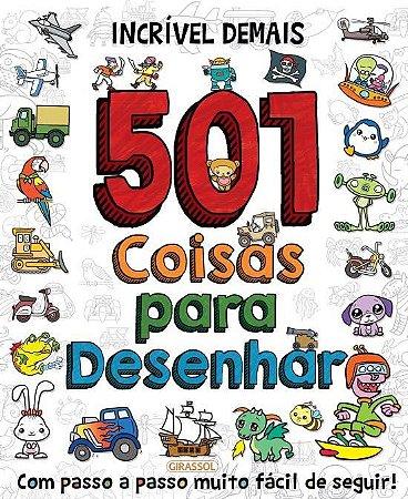 501 Coisas Para Desenhar